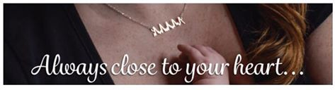 Close to your heart necklace